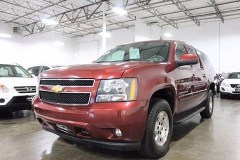 2008 Chevrolet Suburban for sale at MS Motors in Portland OR