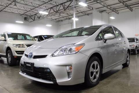 2015 Toyota Prius for sale at MS Motors in Portland OR