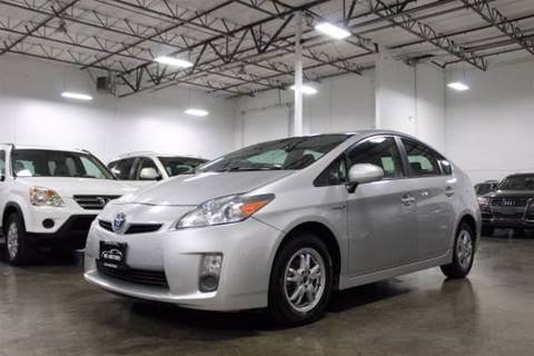 2010 Toyota Prius for sale at MS Motors in Portland OR