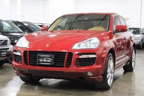2009 Porsche Cayenne for sale at MS Motors in Portland OR