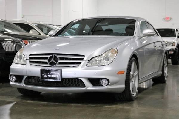 2006 Mercedes-Benz Cls CLS 55 AMG 4dr Sedan In Portland OR ...