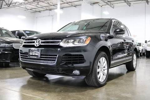 2012 Volkswagen Touareg for sale at MS Motors in Portland OR