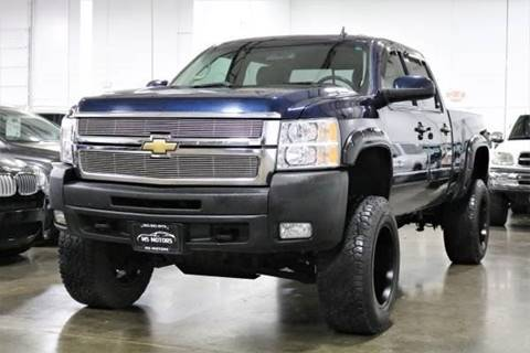 2008 Chevrolet Silverado 2500HD for sale at MS Motors in Portland OR