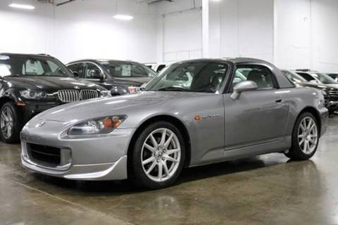 2005 Honda S2000 for sale at MS Motors in Portland OR