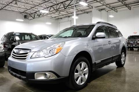 2012 Subaru Outback for sale at MS Motors in Portland OR