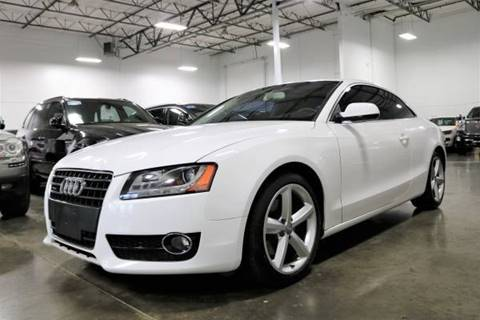 2010 Audi A5 for sale at MS Motors in Portland OR