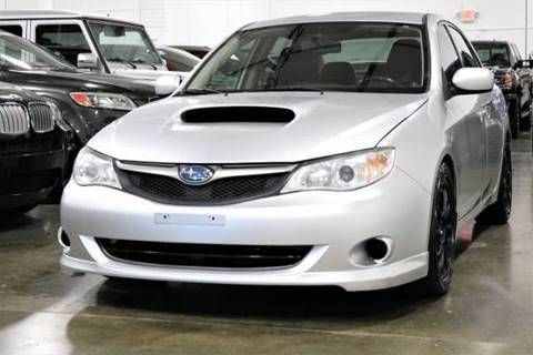 2008 Subaru Impreza for sale at MS Motors in Portland OR