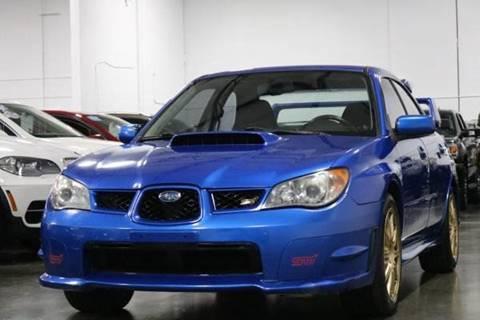 2006 Subaru Impreza for sale at MS Motors in Portland OR
