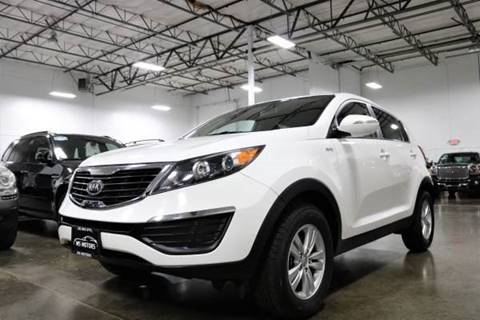 2011 Kia Sportage for sale at MS Motors in Portland OR