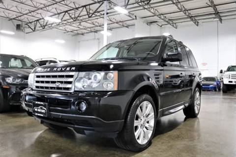 2008 Land Rover Range Rover Sport for sale at MS Motors in Portland OR
