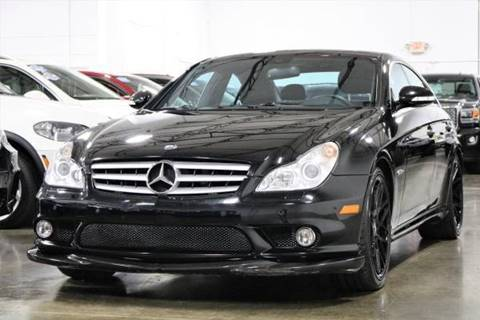2007 Mercedes-Benz CLS for sale at MS Motors in Portland OR
