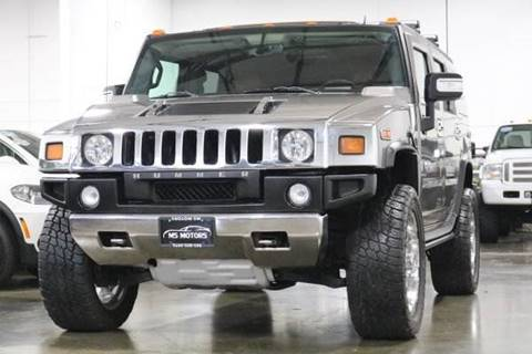2008 HUMMER H2 for sale at MS Motors in Portland OR