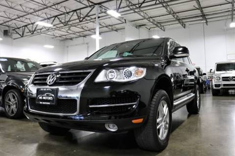 2009 Volkswagen Touareg 2 for sale at MS Motors in Portland OR