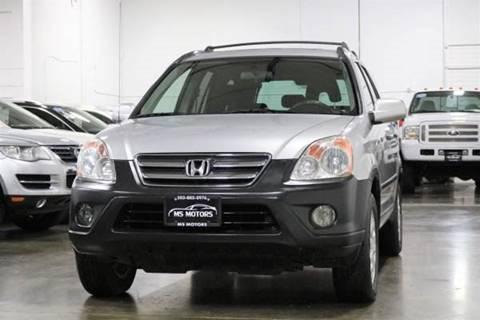 2006 Honda CR-V for sale at MS Motors in Portland OR