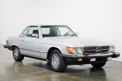 1983 Mercedes-Benz 380-Class for sale at MS Motors in Portland OR