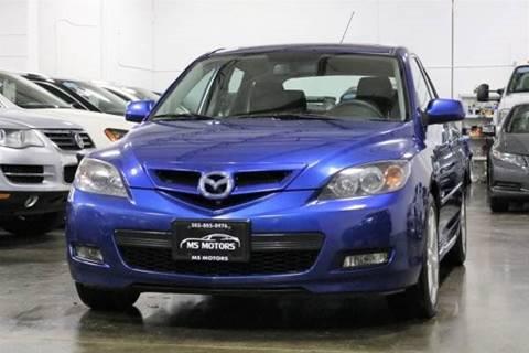 2008 Mazda MAZDA3 for sale at MS Motors in Portland OR
