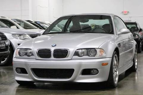 2002 BMW M3 for sale at MS Motors in Portland OR