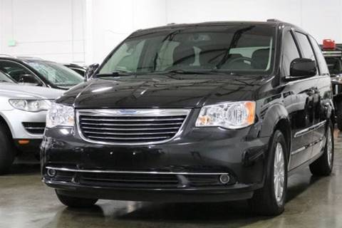 2016 Chrysler Town and Country for sale at MS Motors in Portland OR