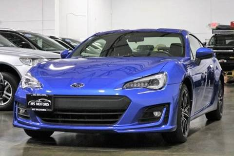 2017 Subaru BRZ for sale at MS Motors in Portland OR