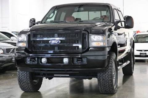 2007 Ford F-350 Super Duty for sale at MS Motors in Portland OR