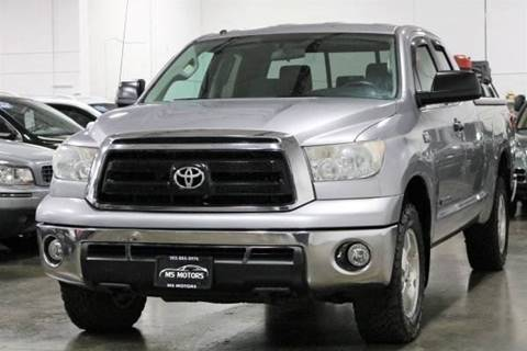 2010 Toyota Tundra for sale at MS Motors in Portland OR