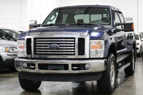 2009 Ford F-350 Super Duty for sale at MS Motors in Portland OR
