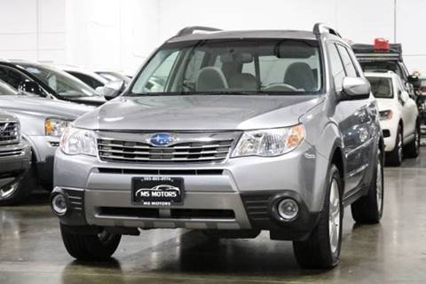 2009 Subaru Forester for sale at MS Motors in Portland OR