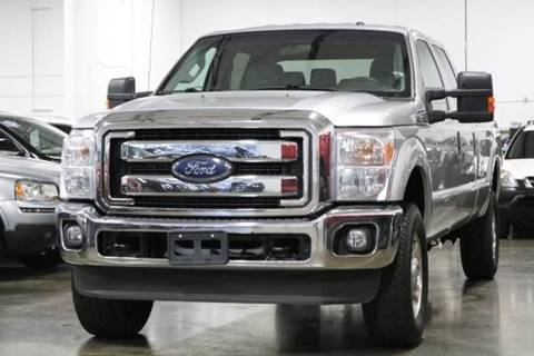 2015 Ford F-350 Super Duty for sale at MS Motors in Portland OR