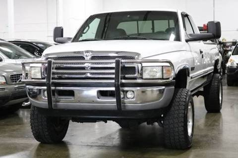 2001 Dodge Ram Pickup 2500 for sale at MS Motors in Portland OR