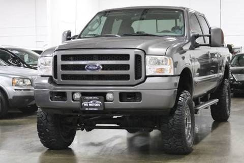 2006 Ford F-250 Super Duty for sale at MS Motors in Portland OR