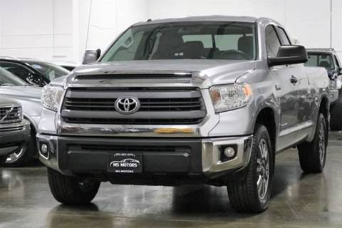 2014 Toyota Tundra for sale at MS Motors in Portland OR