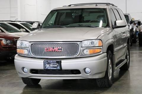 2006 GMC Yukon for sale at MS Motors in Portland OR