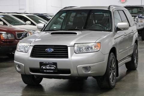 2007 Subaru Forester for sale at MS Motors in Portland OR