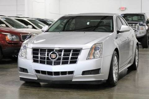 2012 Cadillac CTS for sale at MS Motors in Portland OR