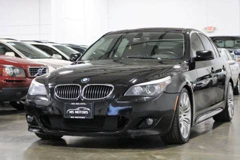 2008 BMW 5 Series for sale at MS Motors in Portland OR