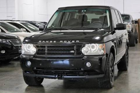 2008 Land Rover Range Rover for sale at MS Motors in Portland OR
