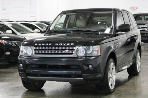 2011 Land Rover Range Rover Sport for sale at MS Motors in Portland OR