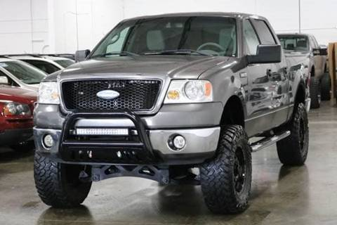 2007 Ford F-150 for sale at MS Motors in Portland OR