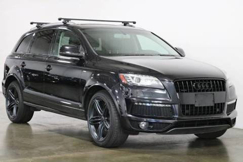 2010 Audi Q7 for sale at MS Motors in Portland OR