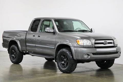2003 Toyota Tundra for sale at MS Motors in Portland OR