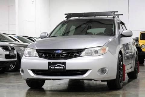 2009 Subaru Impreza for sale at MS Motors in Portland OR