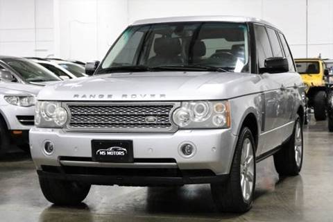 2006 Land Rover Range Rover for sale at MS Motors in Portland OR