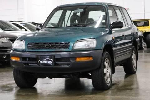 1996 Toyota RAV4 for sale at MS Motors in Portland OR