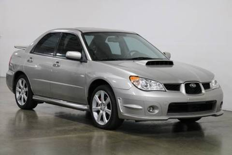 2007 Subaru Impreza for sale at MS Motors in Portland OR