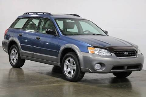 2007 Subaru Outback for sale at MS Motors in Portland OR