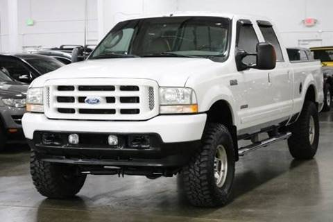 2003 Ford F-250 Super Duty for sale at MS Motors in Portland OR
