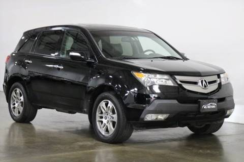 2008 Acura MDX for sale at MS Motors in Portland OR