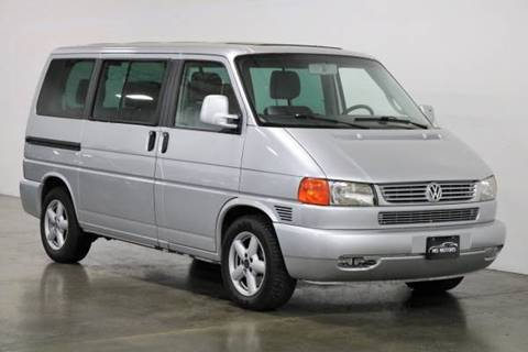 2002 Volkswagen EuroVan for sale at MS Motors in Portland OR