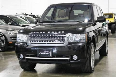 2010 Land Rover Range Rover for sale at MS Motors in Portland OR