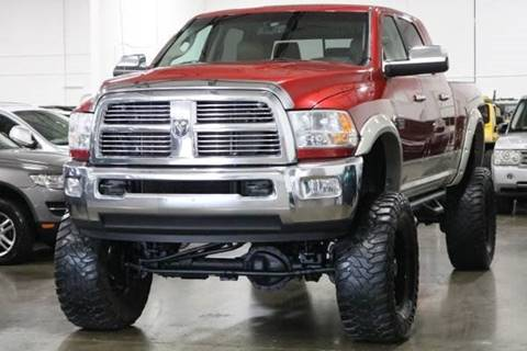 2010 Dodge Ram Pickup 3500 for sale at MS Motors in Portland OR